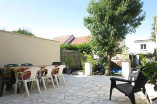 Annonce vente Maison avec terrasse bry-sur-marne
