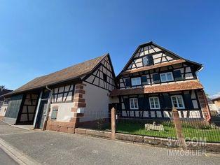 Annonce vente Maison avec bureau alteckendorf