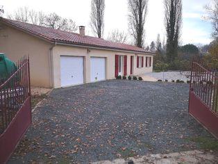 Annonce vente Maison avec garage annesse-et-beaulieu