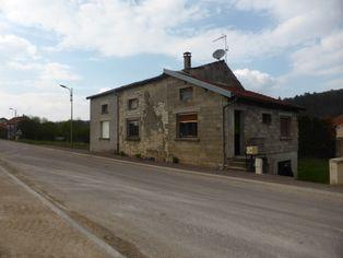 Annonce vente Maison roches-bettaincourt