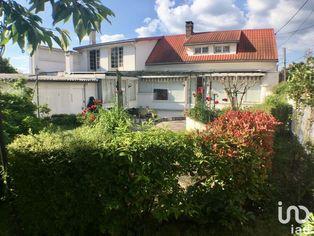 Annonce vente Maison avec terrasse villeneuve-sur-yonne