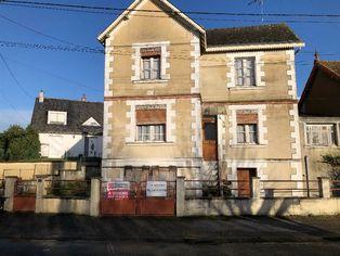 Annonce vente Maison avec garage morannes sur sarthe-daumeray