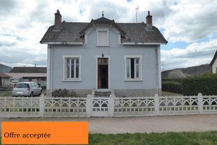 Annonce vente Maison toulon-sur-arroux