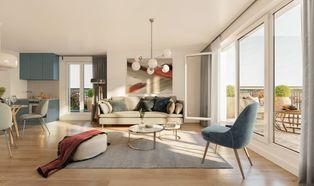 Annonce vente Appartement avec terrasse boulogne-billancourt