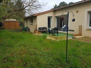 Annonce vente Maison avec garage verrières