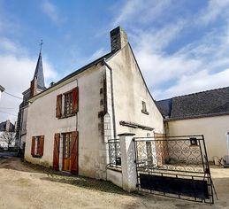 Annonce vente Maison avec garage château-la-vallière