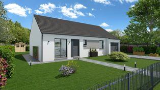 Annonce vente Maison avec garage estrée-blanche