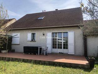 Annonce vente Maison avec garage villeneuve-saint-georges