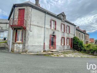 Annonce vente Maison toulx-sainte-croix