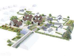 Annonce vente Terrain avec terrain constructible doué-en-anjou