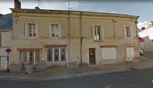 Annonce vente Maison avec garage montreuil-bellay