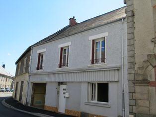 Annonce vente Maison avec garage la courtine