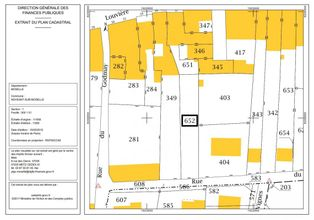 Annonce vente Terrain avec terrain constructible novéant-sur-moselle