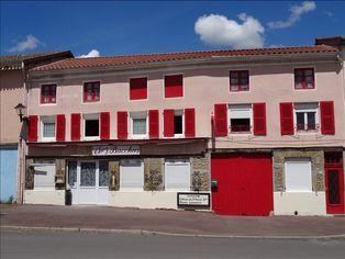 Annonce vente Maison avec terrasse tramayes