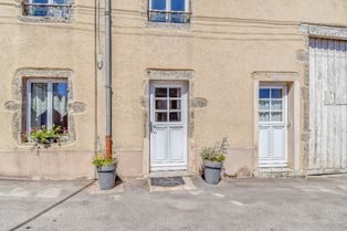 Annonce vente Maison avec garage saulieu
