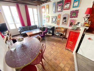 Annonce vente Appartement avec terrasse paris 2eme arrondissement