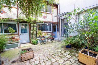 Annonce vente Maison paris 19eme arrondissement
