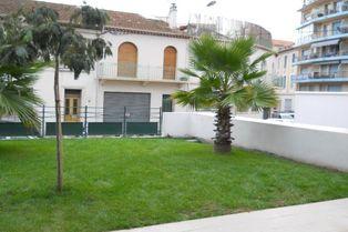 Annonce location Appartement avec jardin cannes