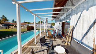 Annonce vente Maison avec terrasse labouheyre