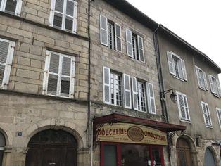 Annonce vente Appartement avec grenier saint-léonard-de-noblat