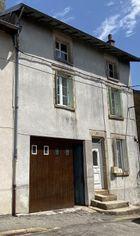 Annonce vente Maison avec garage bourganeuf