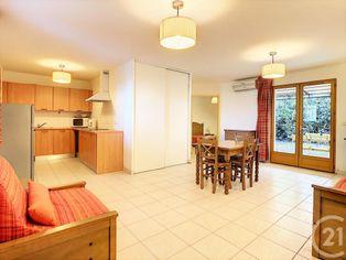 Annonce vente Appartement avec garage belgodère