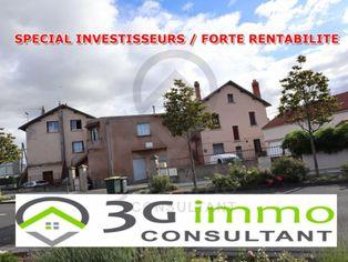Annonce vente Immeuble clermont-ferrand