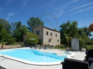 Annonce vente Maison avec piscine montalzat