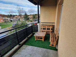 Annonce vente Appartement avec terrasse labège