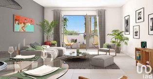 Annonce vente Appartement avec terrasse grésy-sur-aix