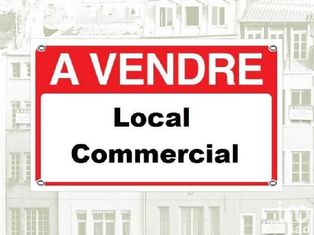 Annonce vente Local commercial avec stationnement chilly-mazarin