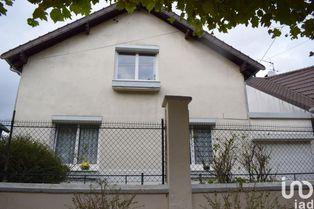 Annonce vente Maison avec garage tremblay-en-france