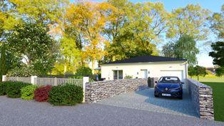 Annonce vente Maison avec garage saint-andré-sur-vieux-jonc