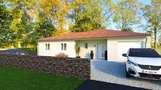 Annonce vente Maison avec garage bresse vallons