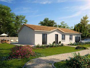 Annonce vente Maison avec terrasse baudrières