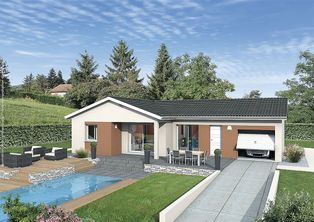 Annonce vente Maison avec terrasse l'abergement-sainte-colombe