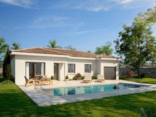 Annonce vente Maison avec terrasse saint-maurice-de-lignon