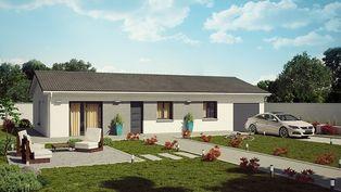 Annonce vente Maison avec garage marboz