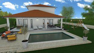 Annonce vente Maison avec terrasse la côte-saint-andré