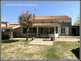 Annonce vente Maison avec garage saint-médard-en-jalles