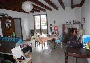 Annonce vente Maison avec terrasse corveissiat