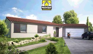 Annonce vente Maison avec garage plaissan