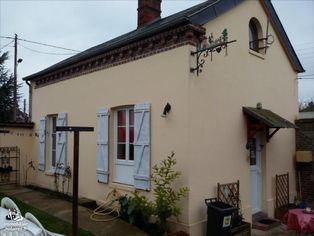 Annonce vente Maison avec terrasse lisieux