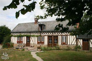 Annonce vente Maison avec garage saint-martin-de-bienfaite-la-cressonnière