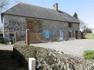Annonce vente Maison avec garage percy-en-normandie