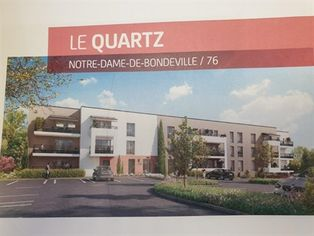 Annonce location Appartement notre-dame-de-bondeville