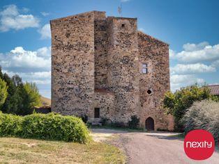 Annonce vente Château avec garage le broc