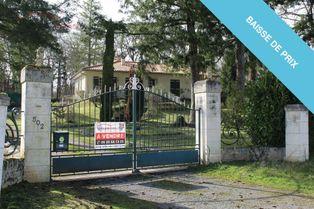 Annonce vente Maison avec terrain constructible sers