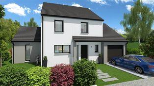 Annonce vente Maison avec garage écouviez