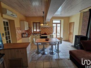 Annonce vente Maison avec cuisine ouverte puiseaux
